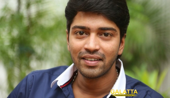 Allari Naresh will direct a love story !