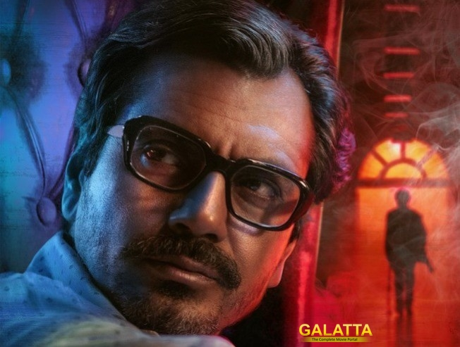 Nawazuddin Siddiqui Character Poster From Thalaivar Petta