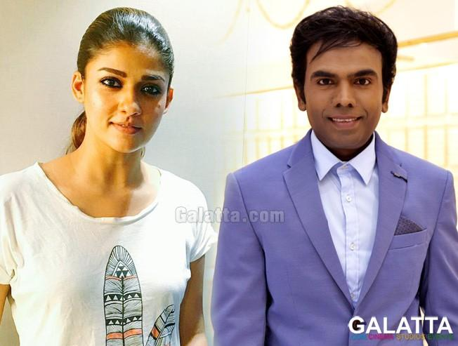 Nayanthara is Not Pairing with Saravana Stores Owner