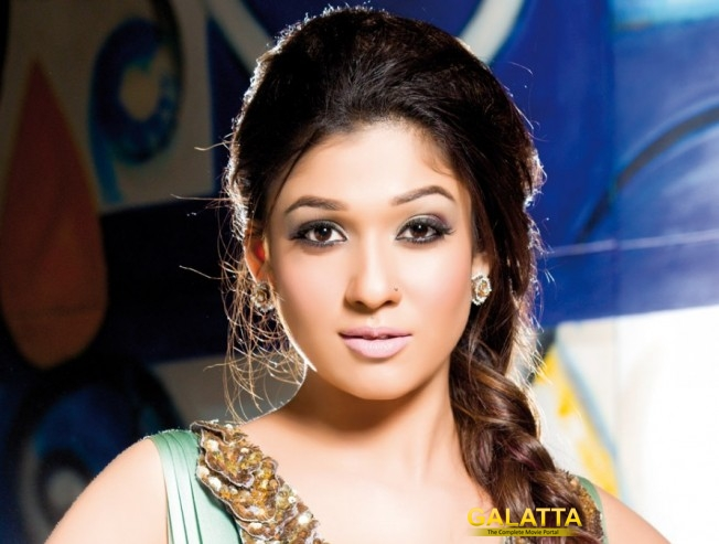 Nayantara signs a film for Eros International