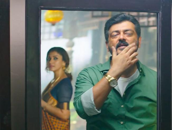 New video song from Ajith's Viswasam is here!