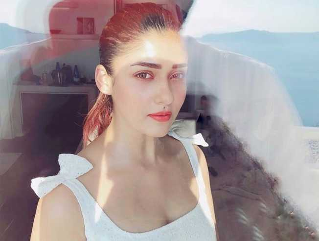 Nayantara joins boyfriend Vignesh Shivan on vacation at Santorini Greece