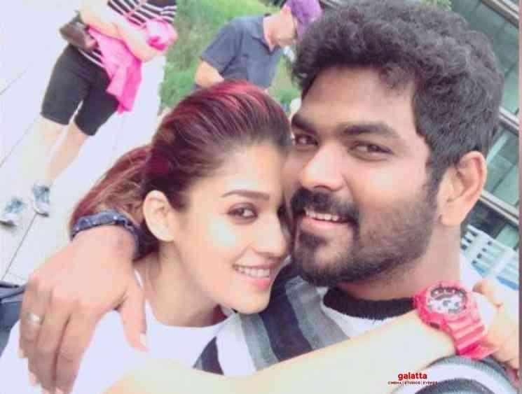 nayanthara vignesh shivan latest pics 2019 christmas celebrations - Tamil Movie Cinema News