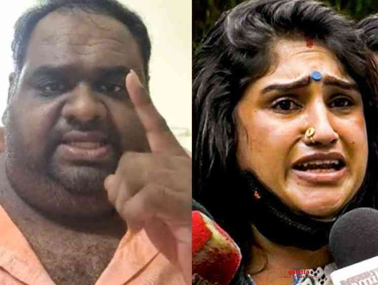 Producer Ravindar Chandrasekaran replies to Vanitha allegations - Tamil Movie Cinema News