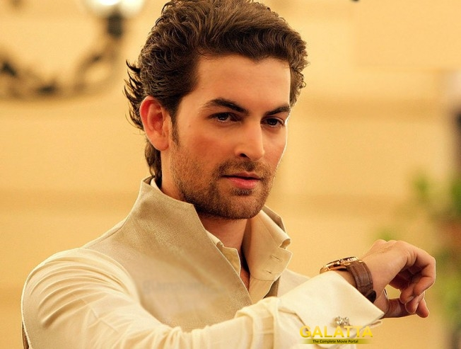 Neil Nitin Mukesh Completes Saaho Shoot with Prabhas