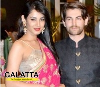 Neil dating Sonal Chauhan?