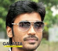 Dhanush bombarded with questions