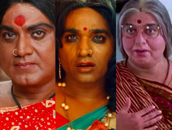 List of Tamil heros who have played Women roles in Tamil Cinema