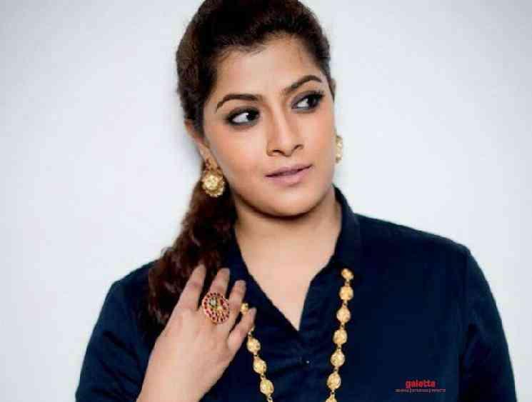 Varalaxmi Sarathkumar denies rumours about her wedding - Tamil Movie Cinema News