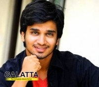 Shooting nonstop for Surya Vs Surya : Nikhil