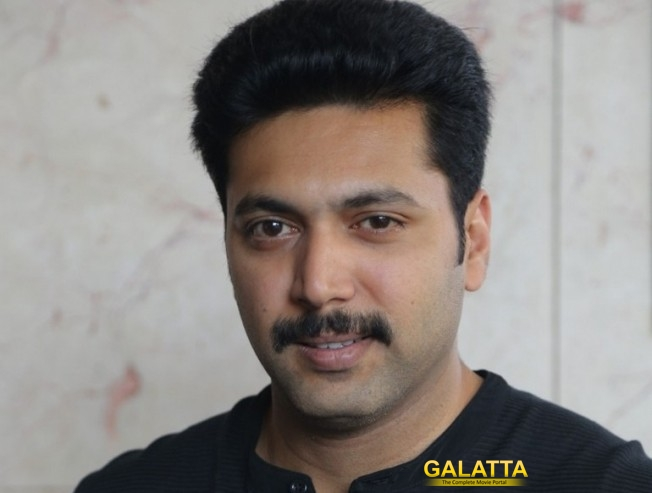 Jayam Ravi's next to be bankrolled by the big name - Lyca?