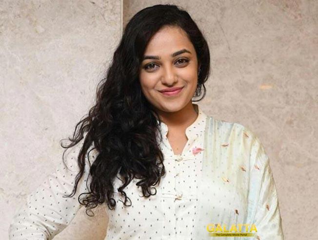 I Have Rejected Big Star Films Earlier - Nithya Menen