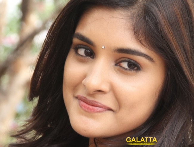 Nivedita in Akhil's second film!
