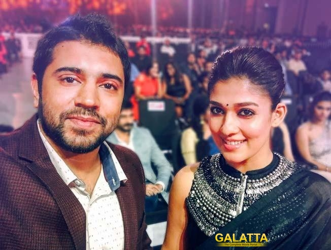 Nivin Pauly and Nayanthara Movie Titled Love Action Drama