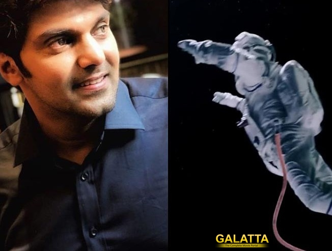 Teddy is the title of Arya s next film to be directed by Shakti Soundar Rajan