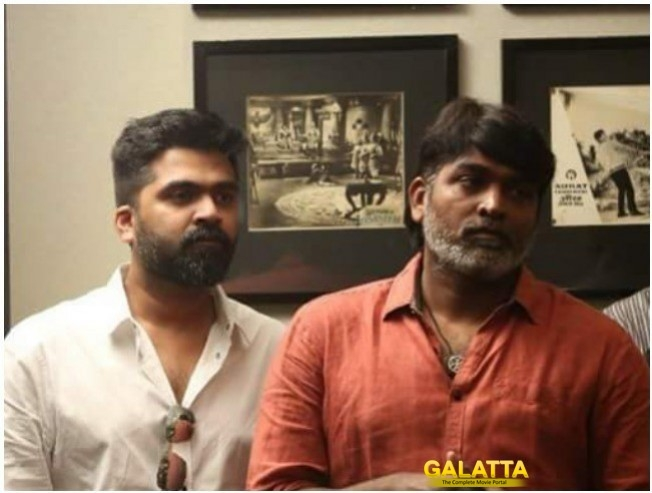 SIMBU was afraid of Vijay Sethupathy's ...! - Arun Vijay Opens Up!