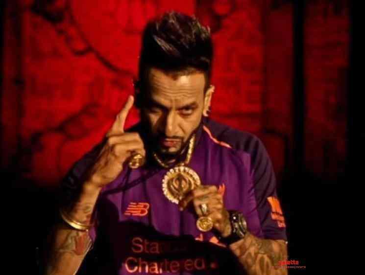 Jazzy B All Eyez On Me feat Roach Killa - Telugu Movie Cinema News