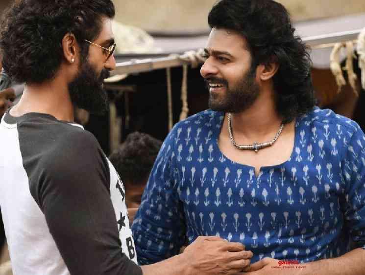 Prabhas Anushka get nostalgic 3 years of Baahubali 2 Rajamouli - Tamil Movie Cinema News