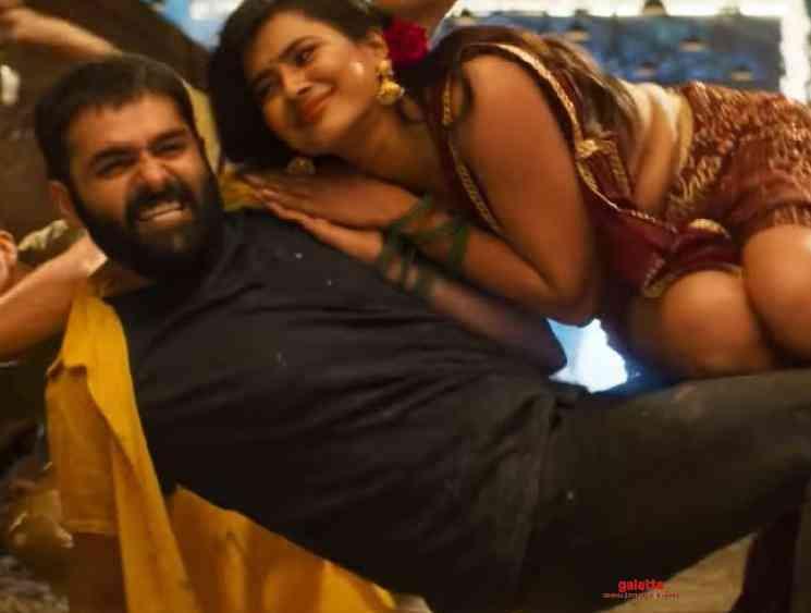 Ram Pothineni Red Dinchak Video Song Promo Teaser Manisharma - Tamil Movie Cinema News