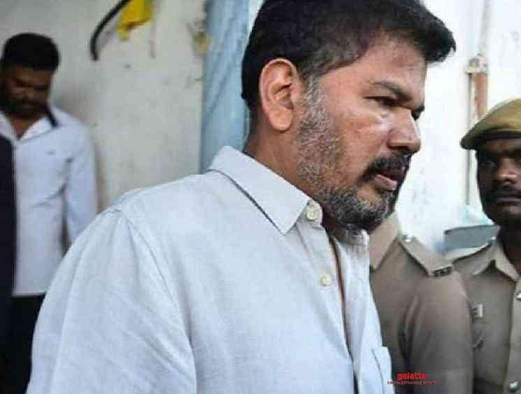 Director Shankar condolence message on death of Arun Prasath - Tamil Movie Cinema News