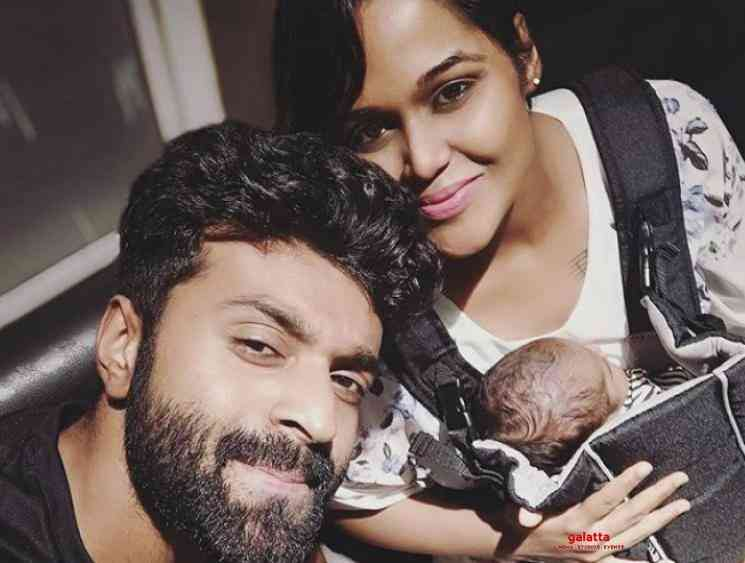 Bigg Boss fame Singer Ramya NSK and Sathya blessed with baby boy - Tamil Movie Cinema News