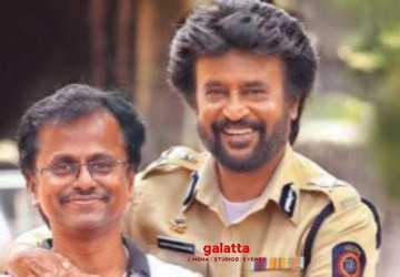 தர்பார் படத்தின் தலைவர் தீம் வீடியோ வெளியானது !- Latest Tamil Cinema News