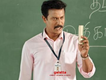 Samuthirakani starrer Adutha Saattai Official Trailer ft Athulya - Tamil Movie Cinema News