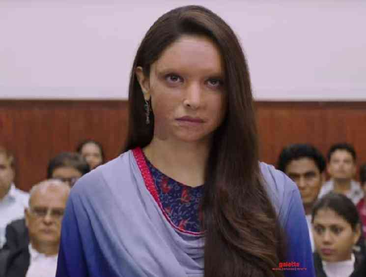 Chhapaak Title Track Video Song promo ft Deepika Padukone - Tamil Movie Cinema News