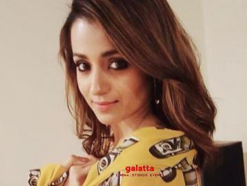 Trisha starrer Raangi Uzbekistan schedule shooting wrapped - Tamil Movie Cinema News