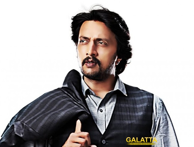 Kichcha Sudeep Hollywood film debut
