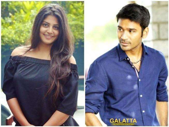 Dhanush Manjima Mohan All Praises For Sanju Starring Ranbir Kapoor Anushka Sharma