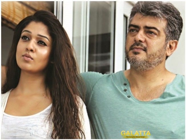 Ajith-Nayanthara's Viswasam To Include 3 Top Comedians?