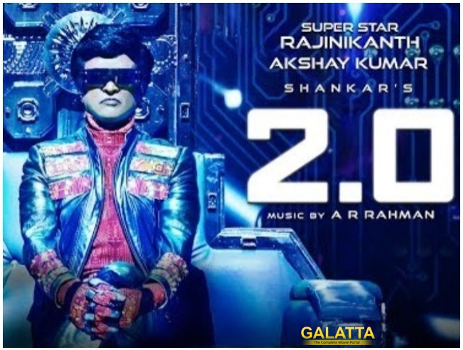Watch Rajinikanth's Action Packed 2.0 Trailer Here