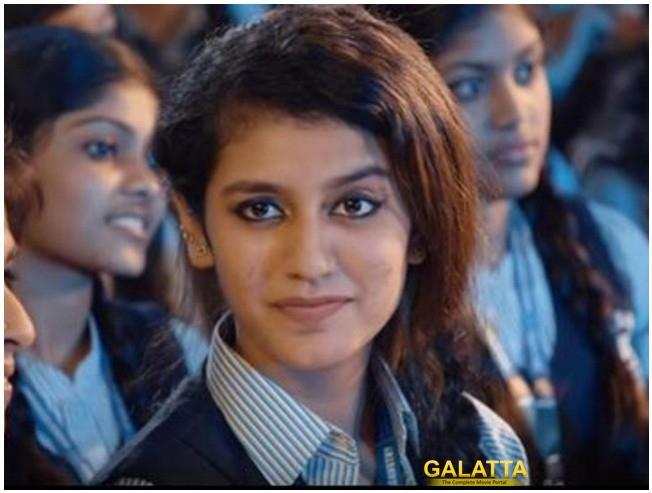 Complaint Raised Against Priya Prakash Varrier's 'Manikya Malaraya Poovi' Song