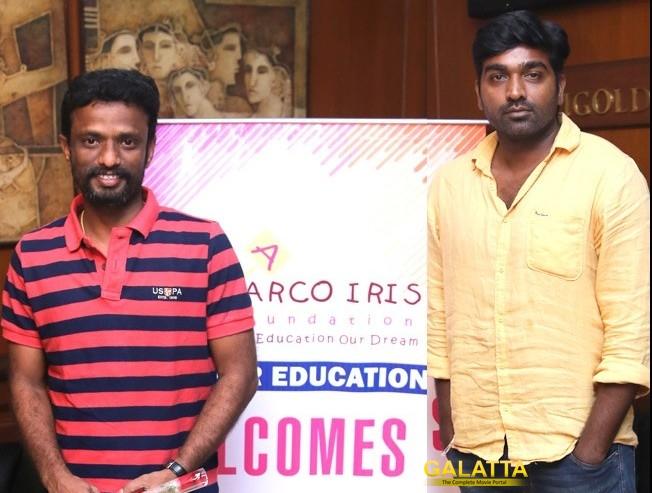 Vijay Sethupathi, Pandiraj join hands for a good cause