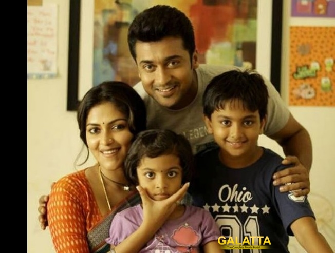 Suriya Ready for Art Films