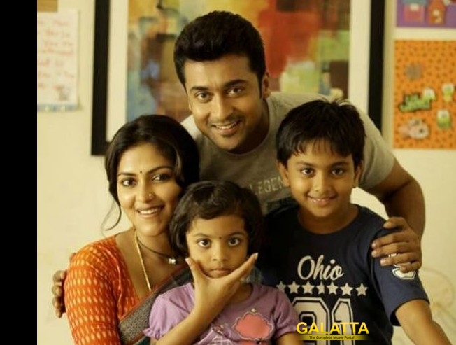 Surya steps out of comfort zone with Pasanga 2