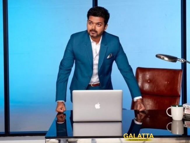 Udhayanidhi's Response After Watching SARKAR Premiere!