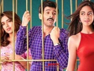 Pati Patni Aur Woh Trailer Kartik Aaryan Bhumi Ananya - Tamil Movie Cinema News