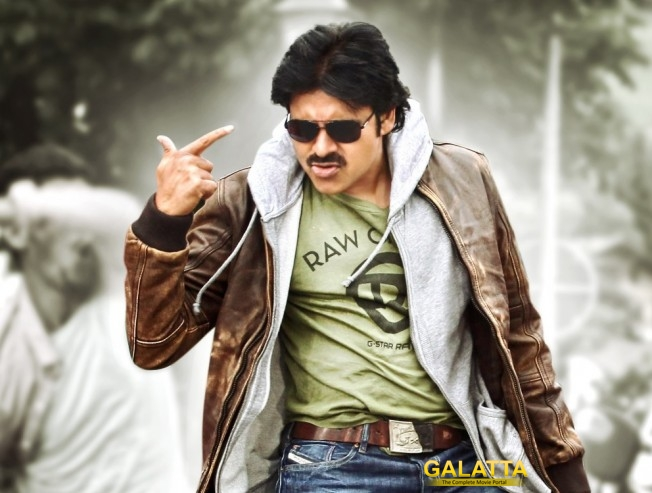Pawan Kalyan shooting at RFC!