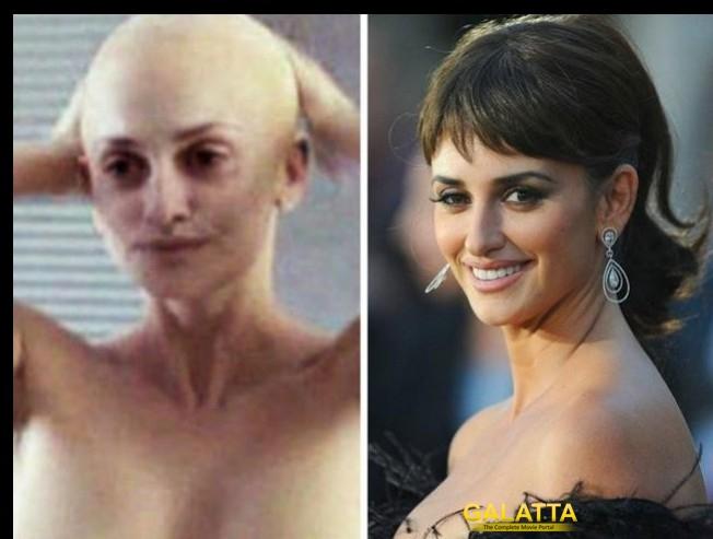 Penelope to go bald!