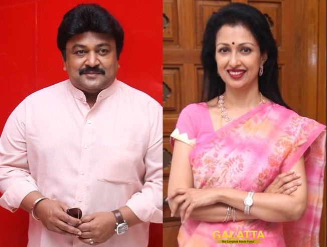 Gauthami, Prabhu reunite onscreen after 26 years