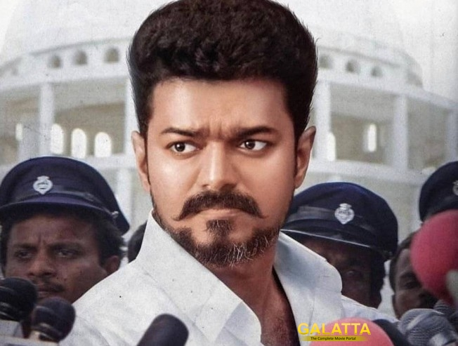 Vijay Thalapathy 63 First Look Poster To Be Designed By Gopi Prasanna