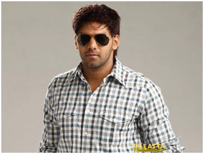 actor Arya to work with aramm director gopi nainar