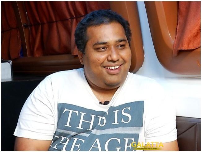 CV Kumar Direct Second Movie Title Gangs Of Madras