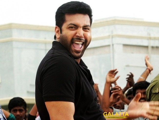 First Song From Jayam Ravi's ADANGA MARU Is Here!
