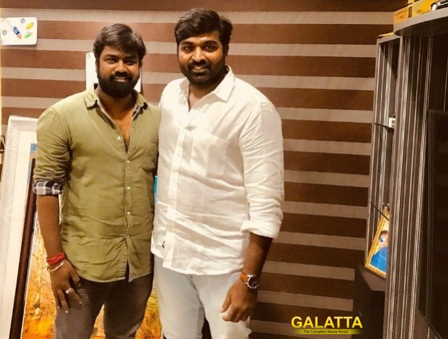 JUST IN - Vijay Sethupathi & Vijay Chandar Project's Music Director Revealed!