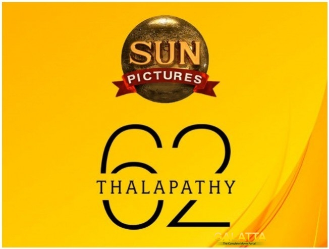Thalapathy Vijay 62 First Look And Title From This Evening
