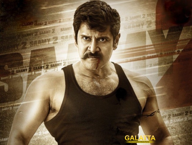 Saamy Square Sneak Peek Movie Releasing 21st September