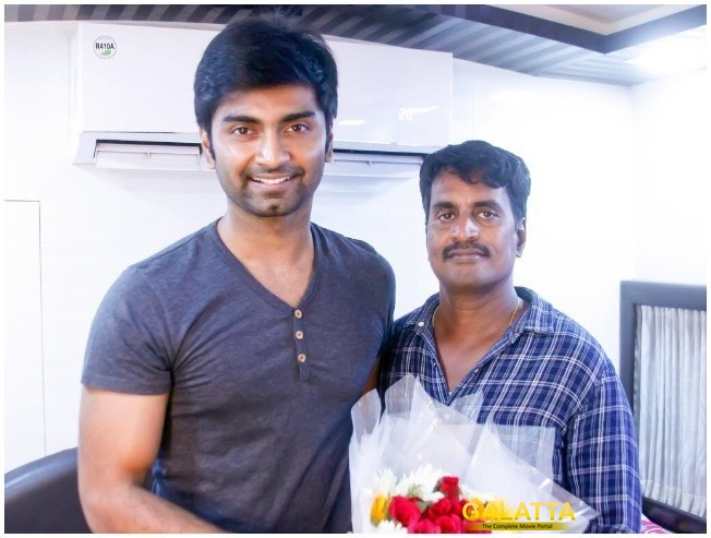 atharvaa director kannan boomerang movie shooting wrapped